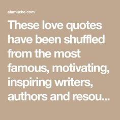 These love quotes have been shuffled from the most famous, motivating, inspiring writers, authors and resources to give love an inspirational touch. So if you're looking for those inspirational love quotes you are at the right place let's dig in. Kissing Quotes For Him, Love Quotes For Him Romantic, Inspirational Quotes About Love, Love Texts For Him, Text For Him, I Love You Baby, Say I Love You, Long Distance Relationship Questions, Authors