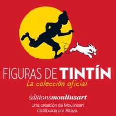 Consigue ahora las figuras de las aventuras de Tintín con la colección oficial. Incluye un pasaporte de autenticidad y ficha técnica de cada figura y álbum.