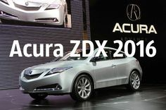 The 2016 Acura ZDX is a mid-sized luxury crossover by Honda for its luxury Division Acura. 2016 Acura ZDX basically anticipated being labeled, Acura MSX. Acura ZDX was launched at the New York International Auto Show on April 8, 2009. The ZDX was also the first to be completely designed by...  http://topismag.net/acura/2016-acura-zdx