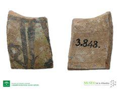 Los objetos del Camino de Ronda de la Alcazaba: jarrita
