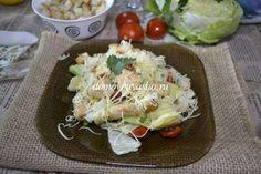 Салат с айсбергом рецепты
