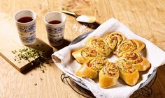 Pikante Zucchini-Blüten Rezept | Dr. Oetker