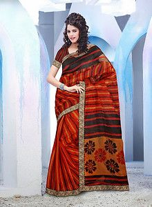 Indian Traditional Designer Classic & Ethnic PartyWear Pure Cotton Saree Sari