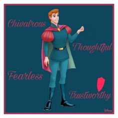 Prince Phillip's Personality (Sleeping Beauty) Disney Pics, Disney Pictures, Prince Phillip, 101 Dalmatians, Disney Princesses, Heroines, Aurora, Sleeping Beauty, Personality