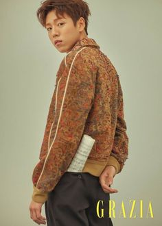 Lee Hyun Woo shares advice on acting in 'Grazia' | allkpop.com