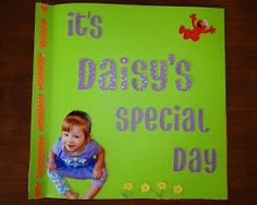 Maxs 2nd Birthday Card for Chica Sprout TV httpmadmaxandfamily