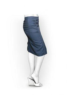 Falda - Patrón de costura #5875