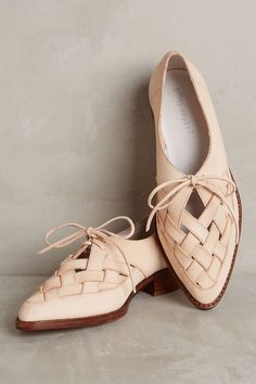 Anthropologie - Jeffrey Campbell - Merchant Oxfords