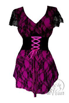 Sweetheart Top in Berry, Dare Fashion USA. $59.99