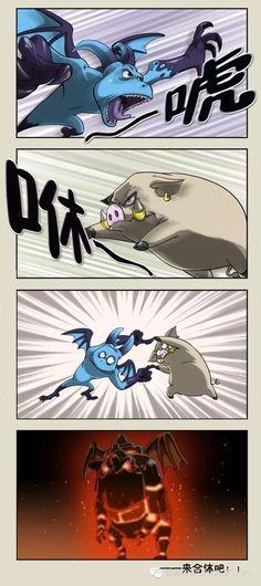 draw by:大魔王的巢穴
