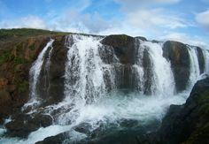 falls, iceland