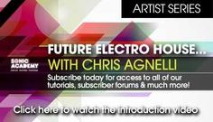 Future Electro House with Chris Agnelli TUTORiAL-SYNTHiC4TE, Tutorial, SYNTHiC4TE, Future, Electro House, Chris Agnelli, Magesy.be