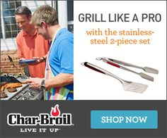 Check it out - Char-Broil Shopping Mall, Grilling, Bbq, Check, Kitchen, Barbecue, Cooking, Barbacoa, Barrel Smoker