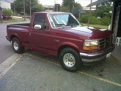 Pickup Ford F150 Flareside Americana Original/n F100 F1000 - Ano 1995 - 106000 km - no MercadoLivre