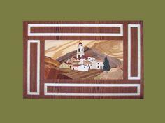 cubrediferencial ref.232  diversas chapas de madera,barnices y colas chapas de madera,cortadas a mano con cutex