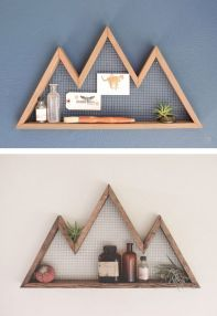 Incredible woodworking ideas to decor your home (61)