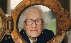 Millvina Dean, the last Titanic survivor (1912-2009)