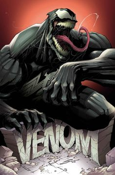 VENOM #1 by Sandoval-Art.deviantart.com on @DeviantArt