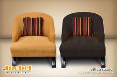 Muebles y decoración para el hogar: Sillones modernos y elegantes Armchair, Furniture, Villa, Home Decor, Ideas, Home Furniture, Handmade Home Decor, Home Decorations, Yurts