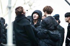 •161231 BTS @ Rehearsal of 2016 MBC Gayo Daejejeon