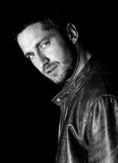 Gerard Butler~ When J and I got together I told him I had been seeing this guy, but decided the long distance relationship wasn't working out and I gave him up for Jason. :)
