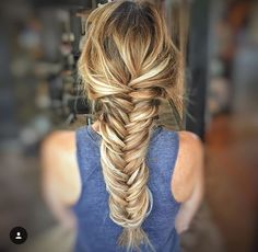 Extensions/color/braid by Andrea
