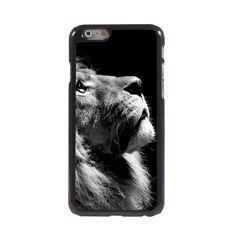 Amazon.com: KARJECS iPhone 6 Plus Case Cover Lion Pattern Hard Case Cover Skin for iPhone 6 Plus: Cell Phones & Accessories