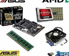 Computer Technology ASUS Powered Gaming Upgrade Bundle - Processing via an AMD multicore A4 6300 CPU using the Performan No description (Barcode EAN = 0748809886295). http://www.comparestoreprices.co.uk/december-2016-week-1/computer-technology-asus-powered-gaming-upgrade-bundle--processing-via-an-amd-multicore-a4-6300-cpu-using-the-performan.asp