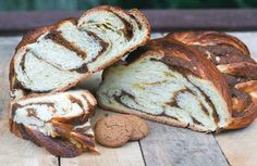 No, Gingersnap and Apple Challah isn't a Christmas cookie. The flavors are straight out of the Germanic regions, like Alsace-Lorraine, Germany, and Austria, where Jews live ... get the recipe here!