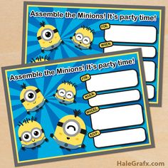 177 best minion birthday party images despicable me party minion