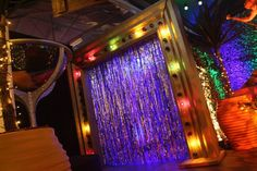Illuminated Carnival Entranceway | Awards Theme Party | Awards Theme | Event Prop Hire