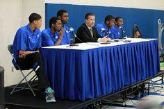 Michael Kidd-Gilchrist Photo - Kentucky Basketball News Conference