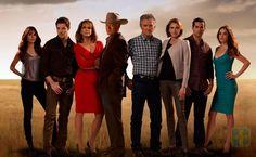 Who shot JR? Didn't see that coming! Can't wait for season 3 Dallas Tnt, Dallas Tv Show, Dallas Texas, Brenda Strong, Southfork Ranch, Josh Henderson, Patrick Duffy, Texas Pride, Tv Soap