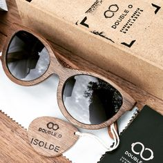 9b047a260d57 Manufacturing Double O Sunglasses · Isolde in Walnut...ready to leave  Greece and move to our neighbors in