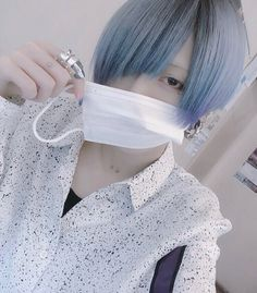 Japanese Boy, Life Pictures, Beautiful Voice, Visual Kei, Girls Out, Your Image, Ulzzang, That Look, Hair Color