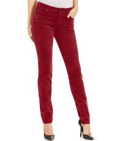 Kut from the Kloth Diana Skinny Corduroy Pants - Jeans - Women - Macy's $36.22 USD