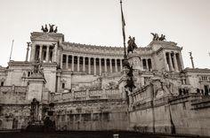 Monumento a Victor Manuel II, Altare della Patria (Roma - Italy)