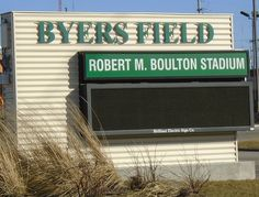 Welcome to the Big Game! Beyers Field, Parma