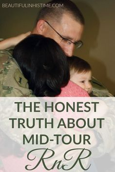 The honest truth about mid-tour RnR: a military family speaks