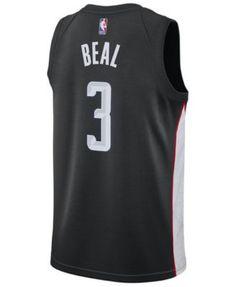 753d8ee2d7b Nike Men Bradley Beal Washington Wizards City Swingman Jersey 2018