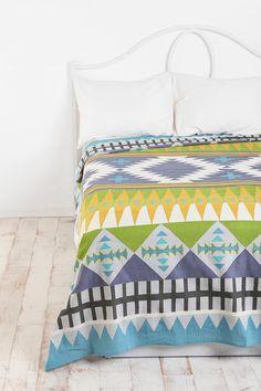 UrbanOutfitters.com > Geo Stripe Tapestry