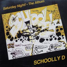 This is as raw as Hip-Hop gets, DJ Code Money provided the live cuts, funk breaks and drum machine rhythms while Schoolly D freestyles dust-laden tales of the Philly streets and his P.S.K. crew. I enjoyed this album from beginning to end, mostly due the experimental d.i.y. nature of it's production, which included electro-funk instrumental tracks that wouldn't seem out of place on an industrial record, and samples from children's records.  [Photo0175.jpg]