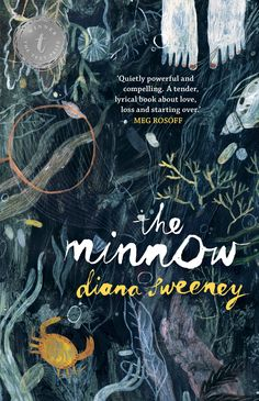 The Minnow by Diana Sweeney. Cover illustration Katie Harnett