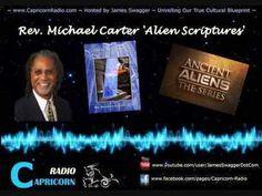Alien Scriptures - Michael Carter on Capricorn Radio - October 2013