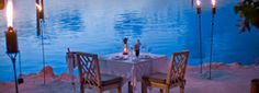 Little Palm Island - Florida  The Dining Room | Private Dining