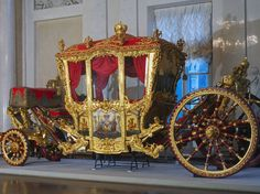 Coronation Carriage of Catherine the Great (Imperial Russia)