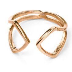 Gold+Geometric+Cut-Out+Ring+–+Silverado
