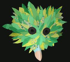 Bird mask Nicoline L. Roos 2017