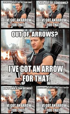 funny avengers tumblr | hawkeye # avengers # arrows # funny