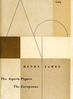 American Graphic Design | Alvin Lustig design for New Directions 1950.